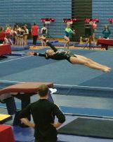 Idaho State Championships 2016 Vault Handstand - Level 8