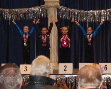 Idaho State Championships 2011 Floor Awards - Level 4